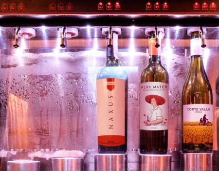 conserva vino